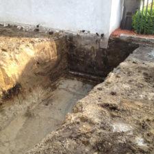 Installation de drain français - Labelle Mini Excavation (Excavation Lanaudière)